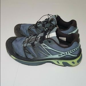 quality design cdf8a 00993 Salomon Shoes - Salomon XT Wings 3 Trail Running Shoes Size 10